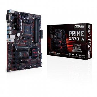 Placa Mãe Prime X370-a Am4 Atx Ddr4 90-mb0un0-m0eay0 Asus