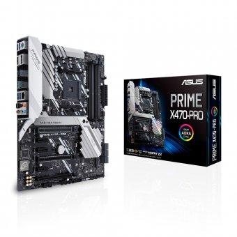 PLACA MÃE PRIME X470-PRO AM4 ATX DDR4 90-MB0XG0-M0EAY0 ASUS