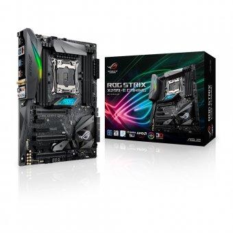 PLACA MÃE ROG STRIX X299-E GAMING LGA 2066 ATX DDR4 90-MB0U50-M0EAY0 ASUS