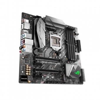 Placa Mãe Rog Strix Z370-g Gaming (wi-fi Ac) Lga 1151 Matx Ddr4 90-mb0vz0-m0eay0 Asus