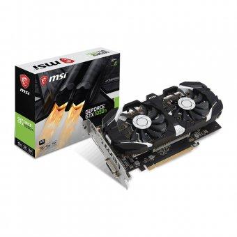 Placa Vídeo 4 Gb Msi Geforce Gtx 1050 Ti Ddr5 128 Bits - 912-V809-267