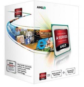PROCESSADOR AMD APU A4 X2 4000 FM2 CACHE 1MB 3,2GHZ