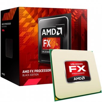 Processador AMD FX-6300, Black Edition, Cache 14MB, 3.5GHz (4.1GHz Max Turbo), AM3+