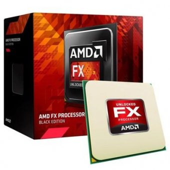 Processador AMD FX-8300 X8 4.2GHZ 16MB AM3+ Cache Box FD8300WMHKBOX