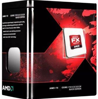 PROCESSADOR AMD FX-8350 X8 4.0GHZ AM3+ 16MB CACHE BOX FD8350FRHKBOX