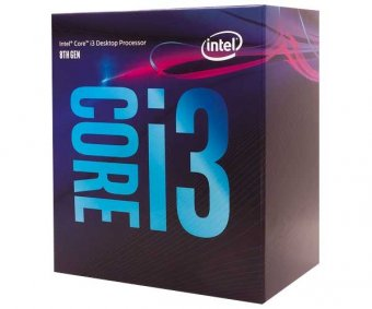 Processador Intel Core I3 8100 3.60 6mb Lga1151 Cofee Lake 8 Ger