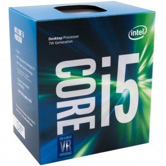 Imagem - Processador Intel Core i5-7400 Kaby Lake 7a Geração, Cache 6MB, 3.0Ghz (3.5GHz Max Turbo), LGA 1151