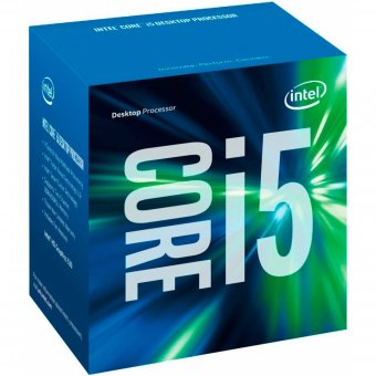 Processador Intel Core I5-7500 Kaby Lake, Cache 6mb, 3.4ghz Lga 1151