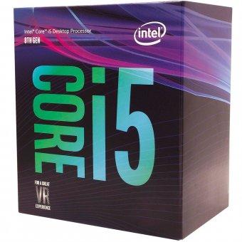 Processador Intel Core I5-8400, Cache 9mb, 2.8ghz Coffee Lake 8a Geração