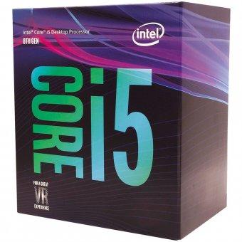 PROCESSADOR INTEL CORE I5-8600 COFFEE LAKE 8A GERAÇÃO CACHE 9MB, 3.1GHZ (4.3GHZ MAX TURBO)