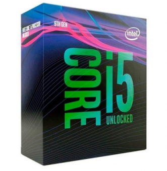 Processador Intel Core I5-9400f Coffee Lake 2.90 GHZ 9mb - Bx80684i59400f – sem Video ON Board