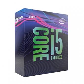 Processador Intel Core I5-9600K 3.7GHZ 9MB LGA1151 Coffe Lake Refresh 9º Geração BX80684I59600K