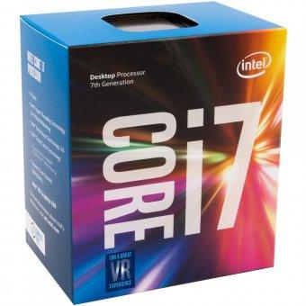 Processador Intel Core i7-7700 KabyLake 7a Geração, Cache 8MB, 3.6GHz LGA1151