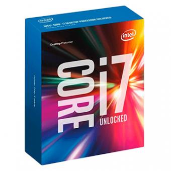 Processador Intel Core i7-7700K 4.20GHz Max Turbo 4.50GHz Cache 8MB Socket LGA1151 7° Geração Kaby Lake