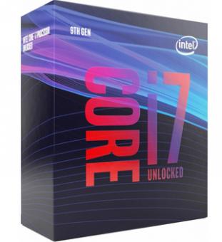 Processador intel core i7-9700k 3.6ghz 12mb lga1151 Coffe Lake Refresh 9º Geração  bx80684i79700k