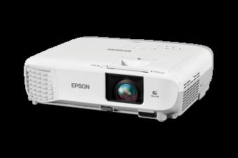 Projetor Epson 3500 Lumens WXGA PowerLite W39