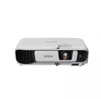Projetor Epson X41+ Wireless Portátil - Branco, 3.600 Lumen V11H843024