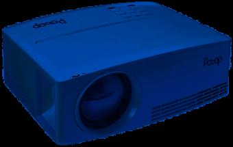 Projetor Multimidia Pctop F20 4000 Lumens Wxga Hdmi 2X Usb