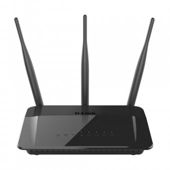 Roteador D-link Dir-809 Wireless 750mbps Dual Band