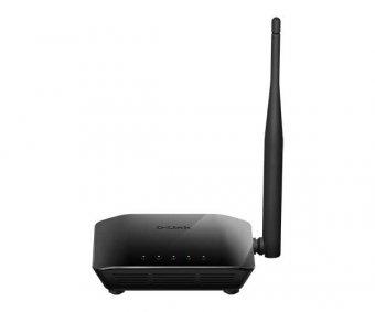 Roteador D-Link Wireless + Modo Repetidor 150mbps, Dir-608