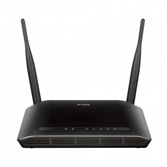 Roteador D-link Wireless N300 - Dir-615
