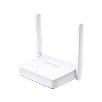 Roteador Mercusys MW301R Wireless 300Mbps 2 Antenas