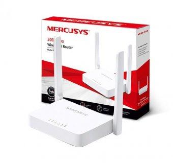 Roteador Mercusys Wireless N 300Mbps MW305R 2 Antenas