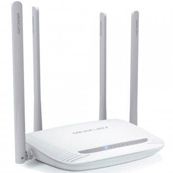 Roteador Mercusys Wireless N 300Mbps MW325R 4 Antenas