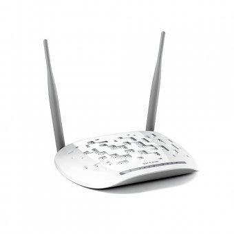 Roteador Modem Wireless N ADSL2+ de 300Mbps Branco TD-W8961N