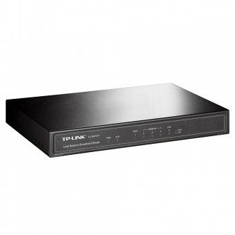 Imagem - Roteador TP-Link Banda Larga com Balanceamento de Carga 10/100Mbps - TL-R470T+