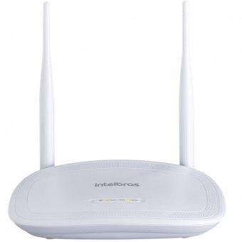 Roteador Wifi Intelbras 300mbps IWR 3000n branco