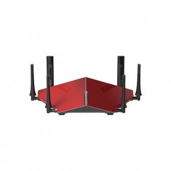 Roteador Wireless D-link - Ac3200 Dir-890l/zbrr Vermelho