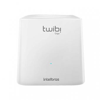 Roteador Wireless  Intelbras Mesh Twibi Giga (Individual)