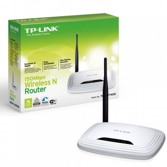 Roteador Wireless N TP-Link 150Mbps TL-WR740N