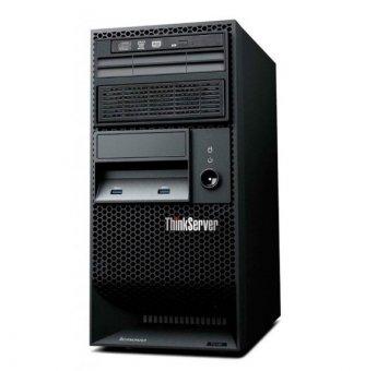 Servidor Lenovo ThinkServer TS150, Intel Xeon E3-1225 v6, 8GB DDR4, HD 1TB, DVD-RW, FreeDOS