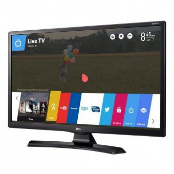 Smart TV Monitor LG 28', LCD LED, HD, 8ms, HDMI, USB, Preto - 28MT49S-PS