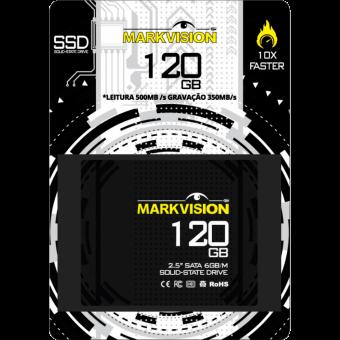 SSD 120GB SATA 3 MARKVISION SSD120GBMKV