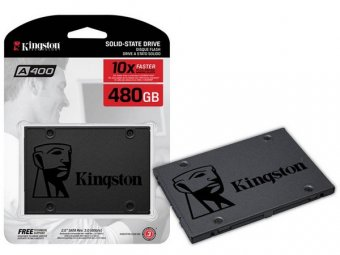 Ssd 480gb Kingston A400 Series Sa400s37/480g