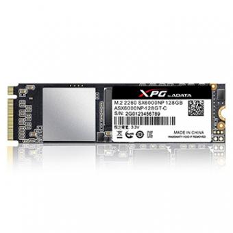 SSD ADATA 128GB M.2 2280 XPG PCIE SX6000NP ASX6000LNP-128GT-C