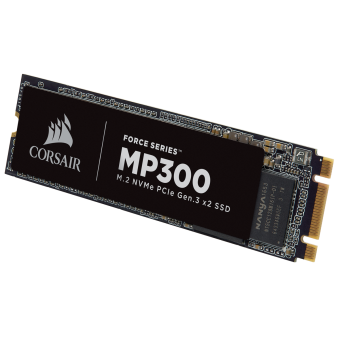 Ssd Corsair Force Series MP300 120GB - CSSD-F120GBMP300