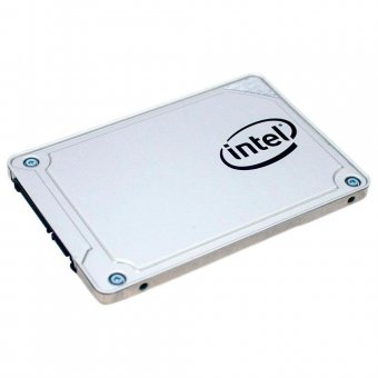 Ssd Intel 545s Series 256gb Sata Iii 6gb/s Leituras: 550mb/s e Gravações: 500mb/s Ssdsc2kw256g8x1