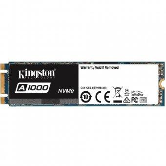 SSD Kingston A1000 240GB M.2 PCIE - SA1000M8/240G