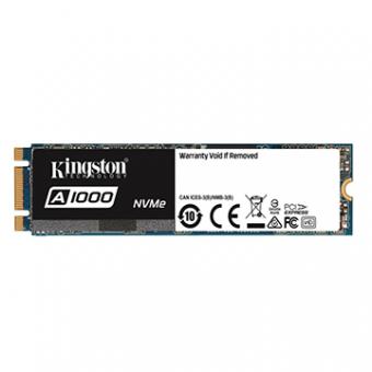 SSD Kingston A1000 480GB M.2 2280 PCIE- SA1000M8/480G
