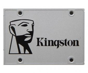 Ssd Kingston Uv400 240gb Sata Iii, Suv400s37/240g