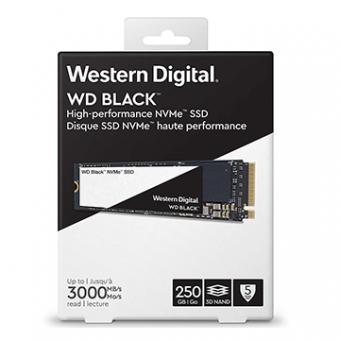SSD M.2 2280 WD Black 250GB SATA 6 3D Nand WDS250G2X0C
