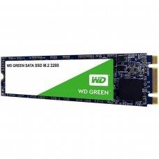 SSD M.2 2280 WD GREEN 480GB SATA 3 3D - WDS480G2G0B
