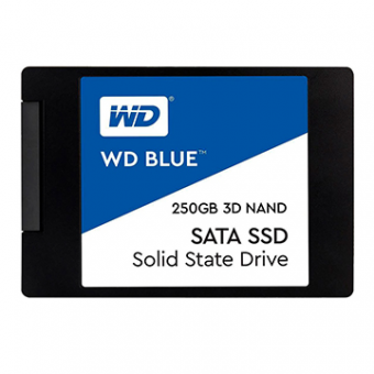 SSD WD Blue 250GB 2,5