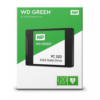 SSD WD Green 120GB 2,5