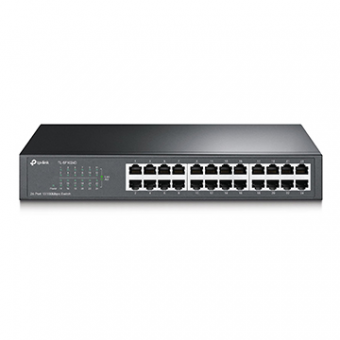 Switch 24P 10/100 TP-Link TL-SF1024D