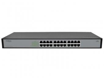 Switch Intelbras 24pts 10/100 Sf2400qr+